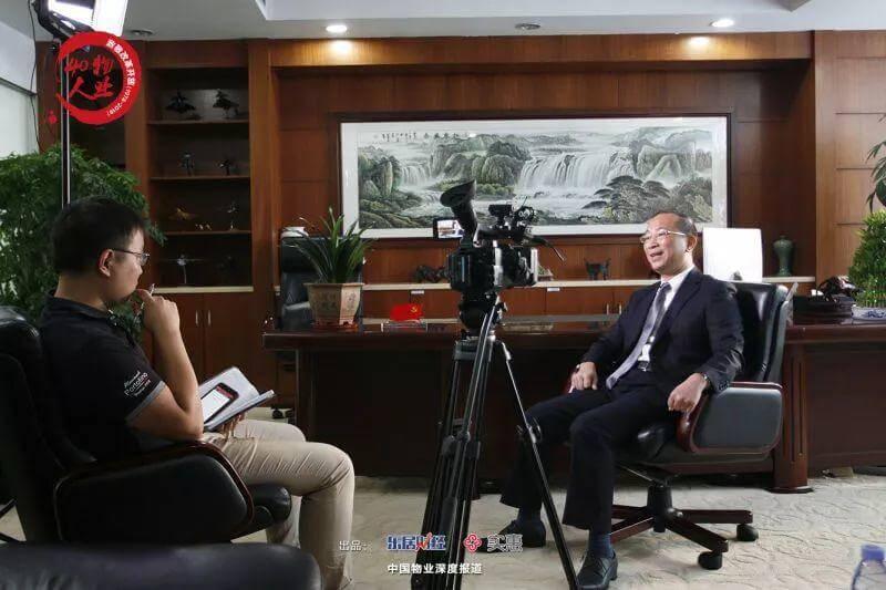对话刘文波:专注机构物业的大管家