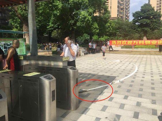 万科、中奥物管混战!为抢东海银湾!警方通告:五人受伤送院…