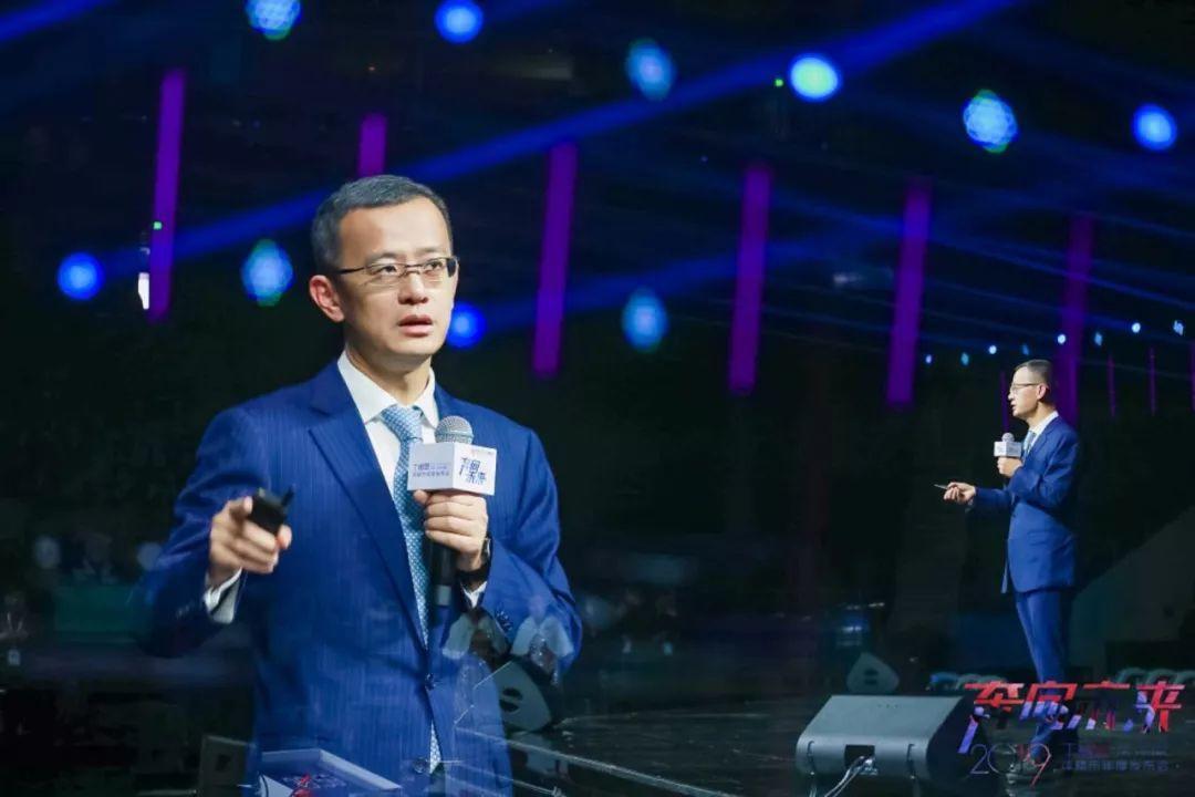 丁祖昱:未来最看好物业管理行业