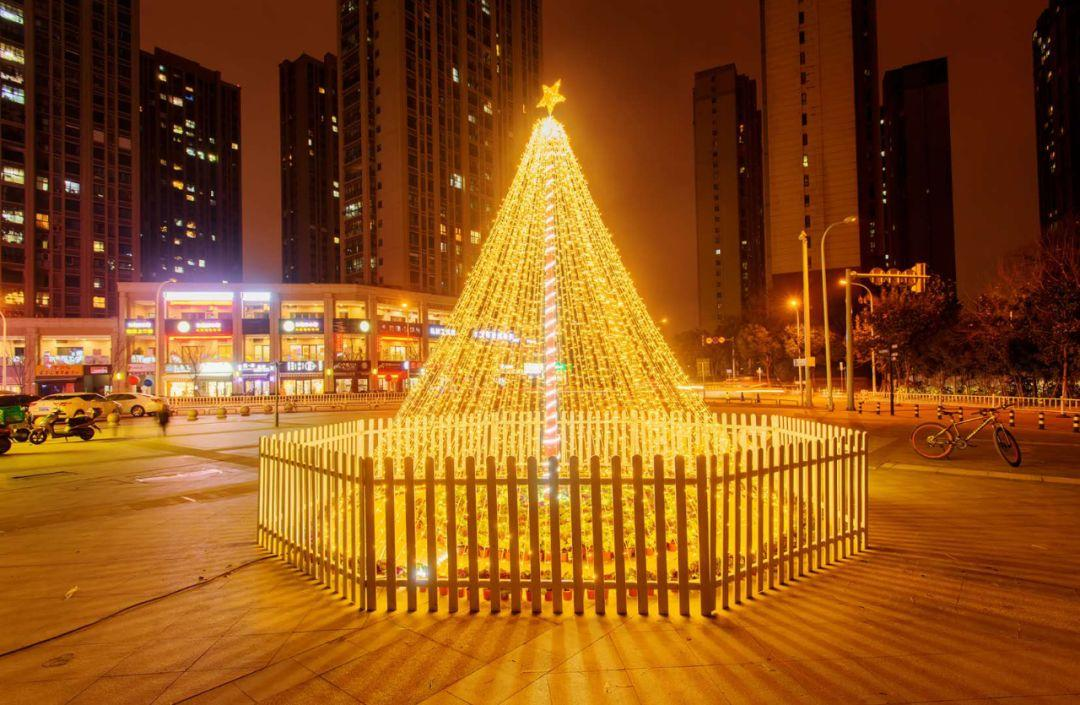 不同的城市,同样的金科幸福中国年