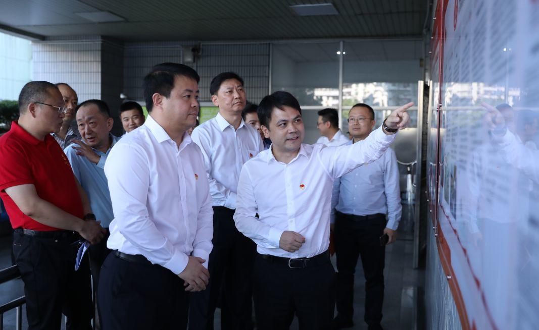 """""""党建+物管""""改革再迈大步!福田14个社区设党建指导员办公室"""