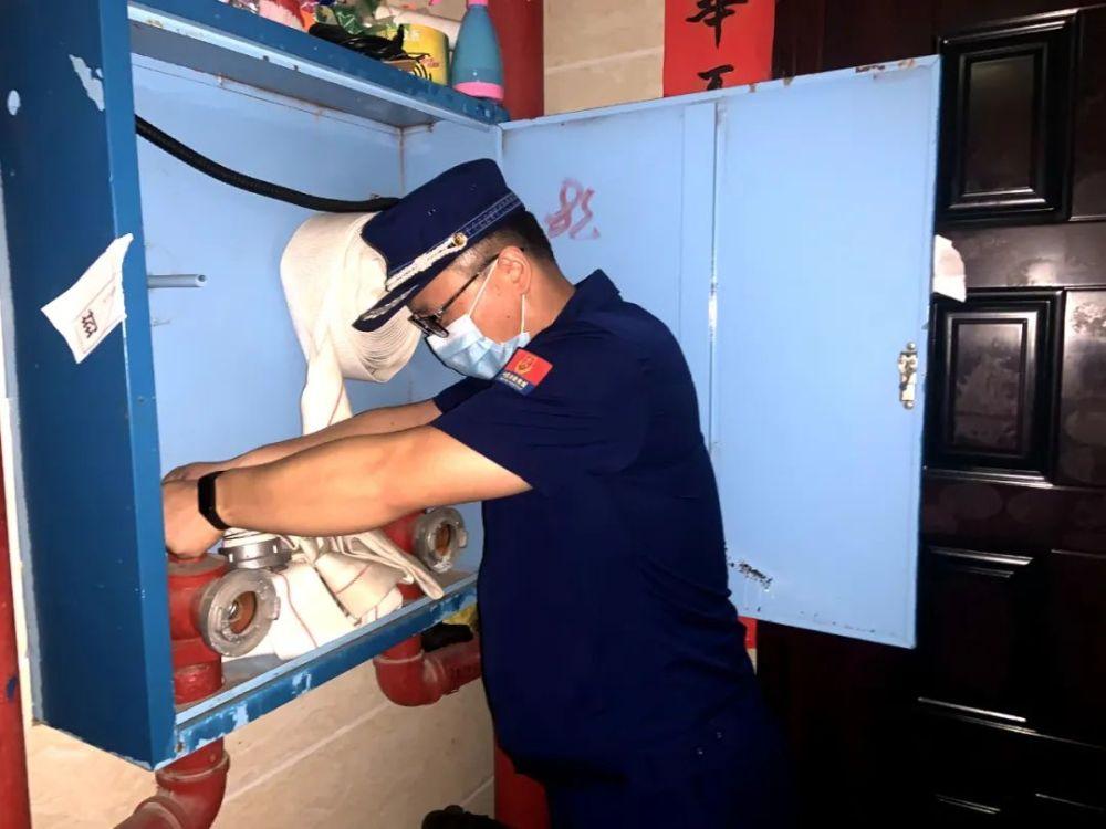湘潭一物业停用建筑消防设施 消防部门开出首张此类罚单