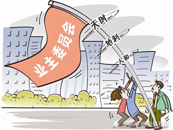 """毁掉业委会的九大思想""""脓包"""""""